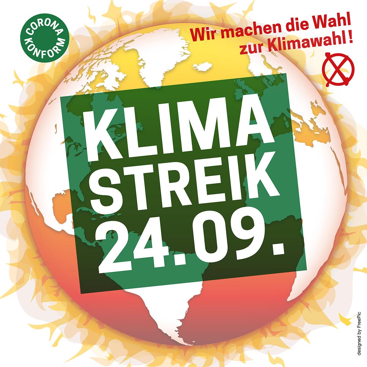 Klimastreik in Waldshut