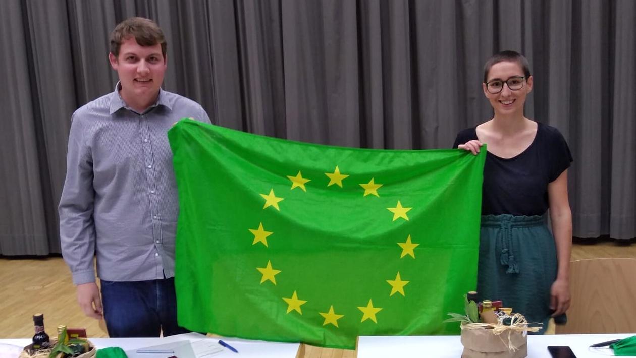 Niklas Nüssle ist unser Kandidat zur Landtagswahl im Wahlkreis Waldshut