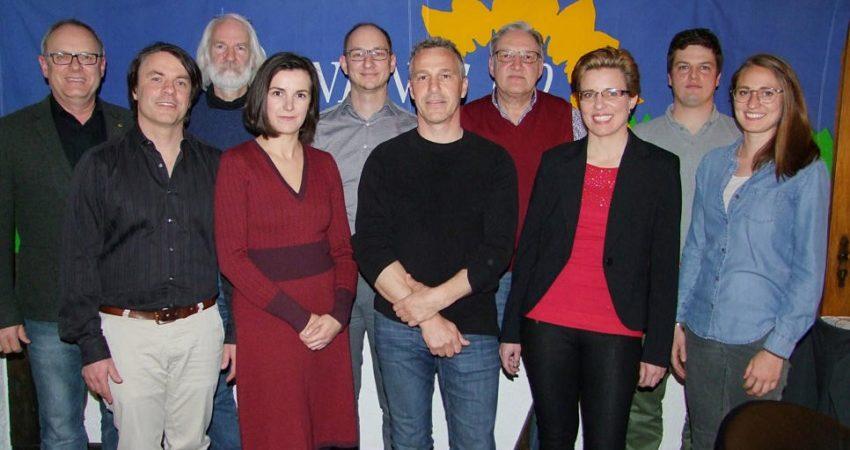 Die Grüne Liste für die Gemeinderatswahl in Hohentengen wartet mit elf Kandidaten auf