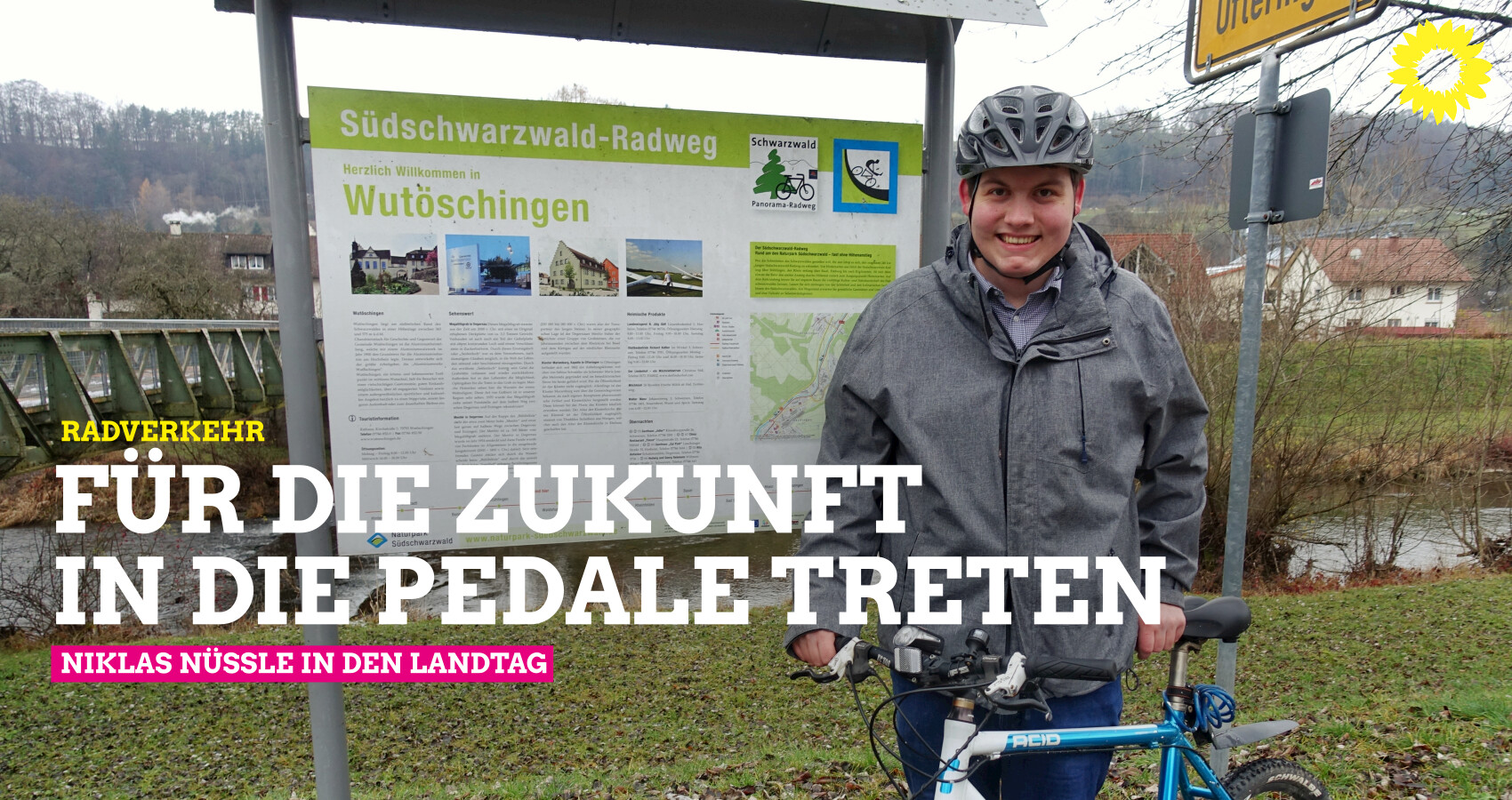 Radverkehr: Für die Zukunft in die Pedale treten