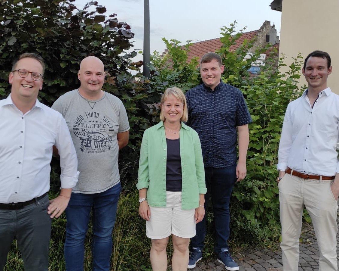 Gründung des neuen Ortsverbandes Lauchringen