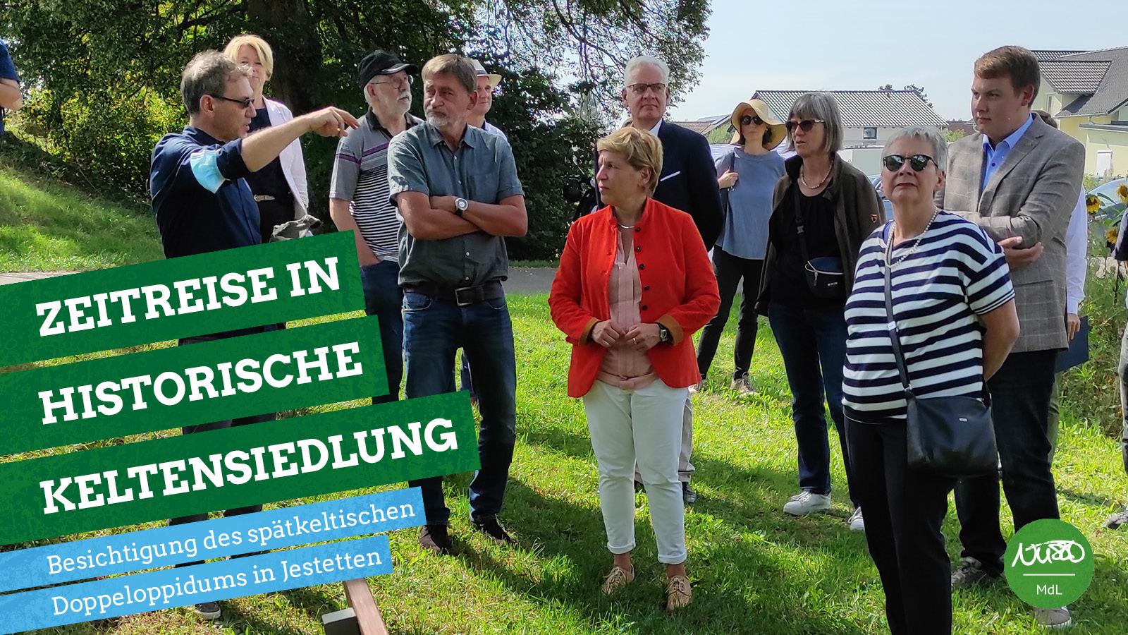 Auf Spurensuche: Keltische Hochkultur im Wahlkreis Waldshut