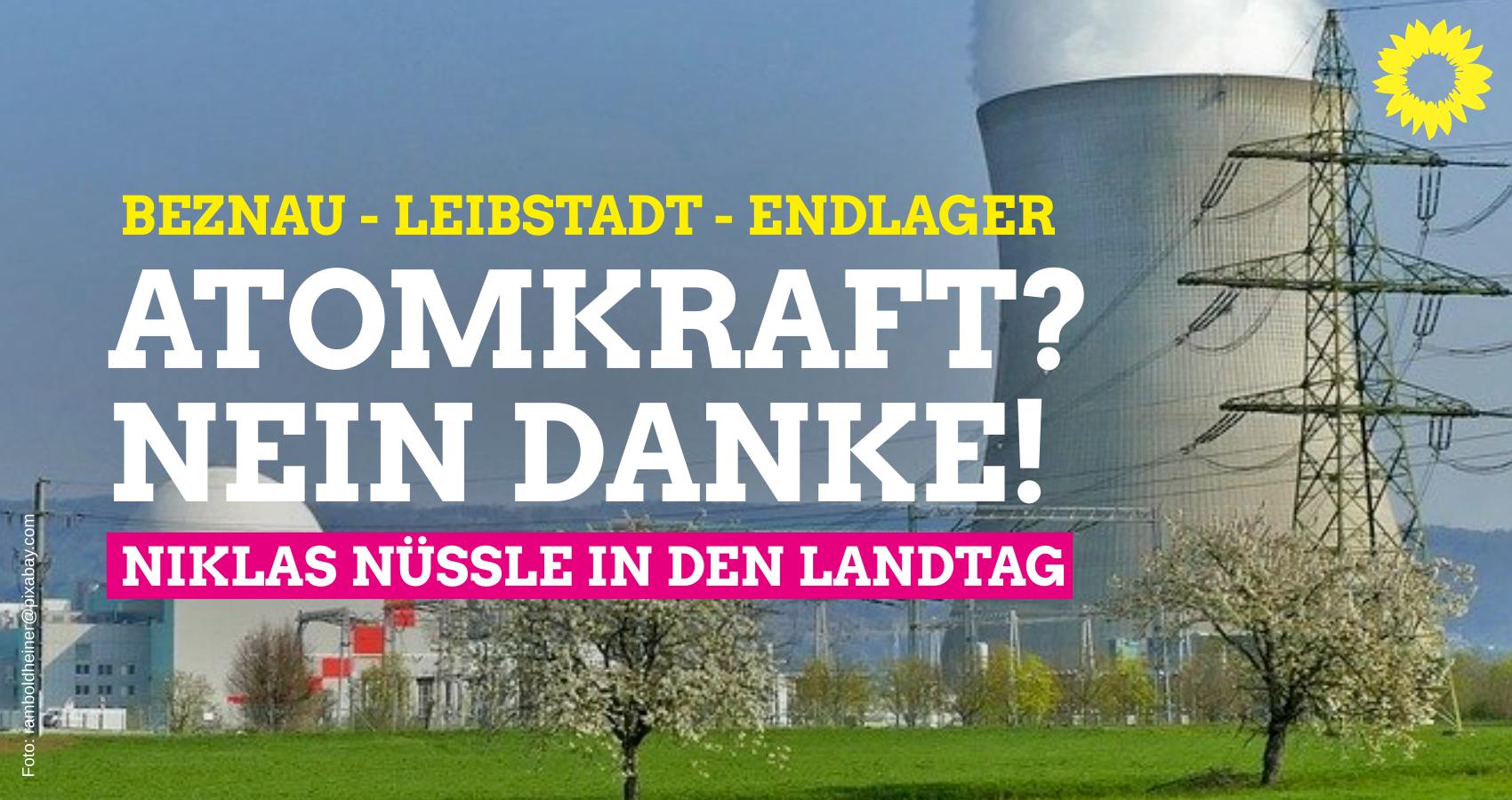 Atomkraft: Nein danke!