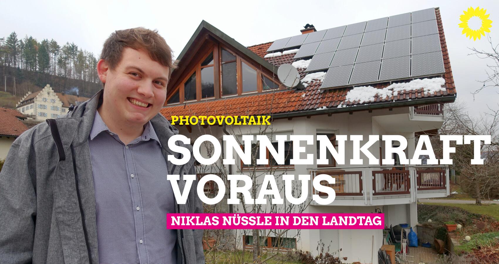 Photovoltaik: Sonnenkraft voraus