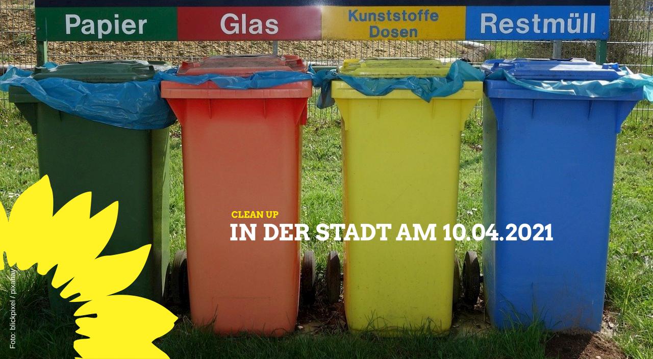 Clean Up in Wehr